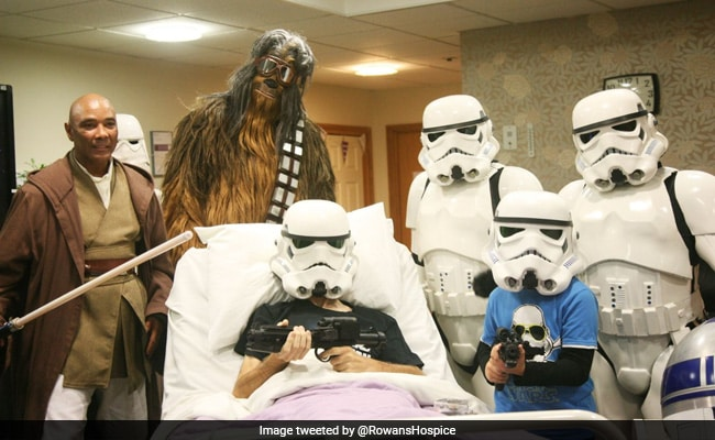 A Terminally-Ill Man Wished To See 'Rise Of Skywalker'. What Disney Did