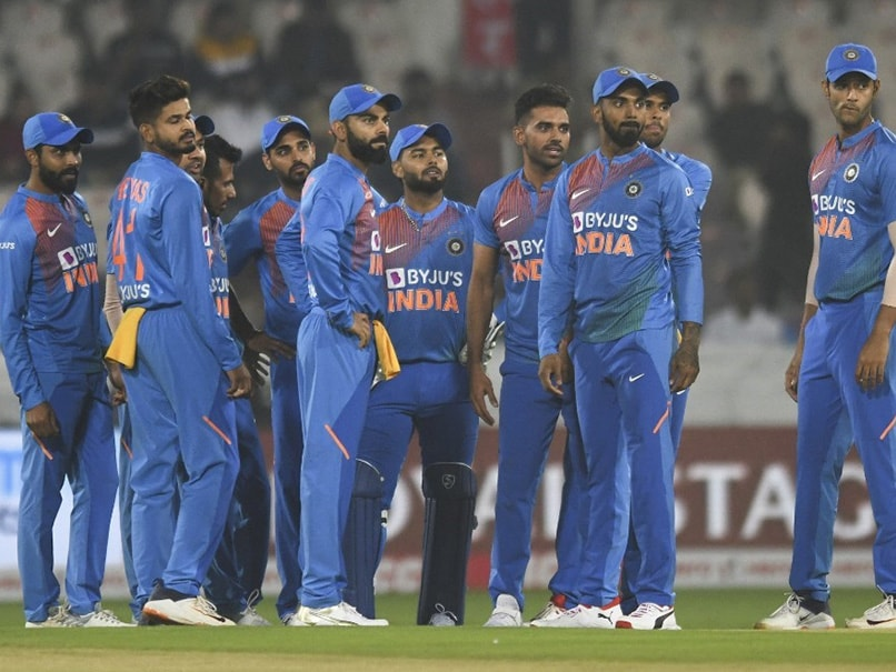 India vs England: T20I Head To Head Match Stats