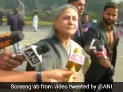What Jaya Bachchan Said On Killing Of 4 Rape-Murder Accused In Telangana