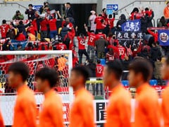 Hong Kong Football Fans Boo National Anthem During Match With China