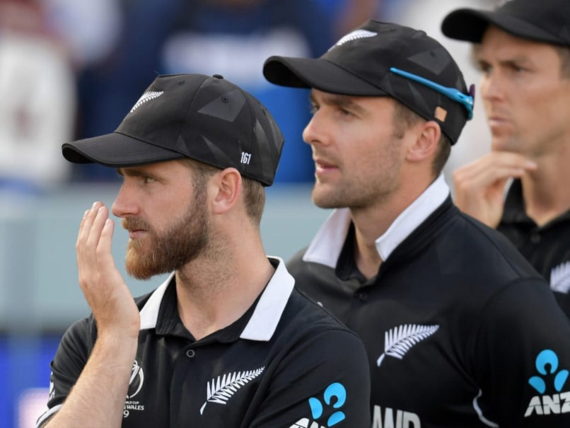 New Zealand Win MCCs Spirit Of Cricket Award For Conduct In World Cup Final