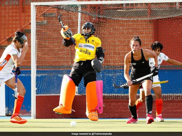 Hockey: Indian women's junior team beats New Zealand in three-nation tournament
