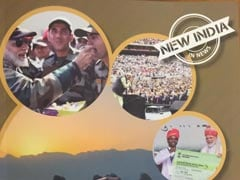 """""""Last Six Months Have Been Historic"""": PM On BJP's Book Of Achievements"""