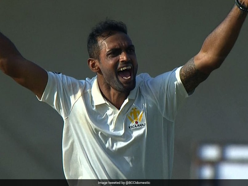 Ranji Trophy: Karnataka-Uttar Pradesh Match Ends In Draw, Vidarbha Hand Rajasthan Innings Defeat
