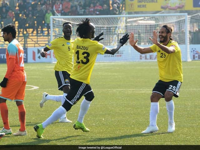 I-League: Real Kashmir Beat Chennai City FC To Register First Win Of Season