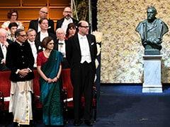 Abhijit Banerjee, Esther Duflo Gift Ghana Bags, Indian Books To Nobel Museum