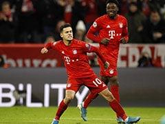 Bundesliga: Philippe Coutinho Hits Hat-Trick As Bayern Munich Rout Werder Bremen