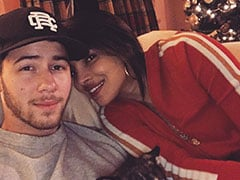 This Christmas, Priyanka Chopra And Nick Jonas Are Busy Decorating Cookies