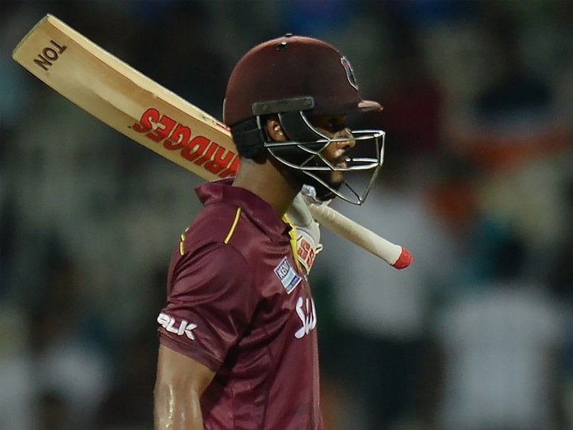 """India vs West Indies: """"India Series The Main Thing"""": Shai Hope Not Thinking About IPL Auction"""
