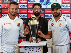 Azhar Ali Thanks Sri Lanka For Returning To Play Test Cricket In Pakistan