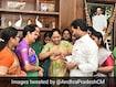 Women Leaders Of YSR Congress Tie Rakhi To Jagan Reddy For Anti-Rape Law