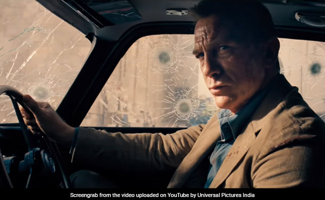 No Time To Die Trailer: Daniel Craig Is Back As James Bond But He Has Competition