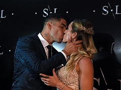 Barcelona's Luis Suarez Renews Wedding Vows, Lionel Messi Attends Star-Studded Gathering