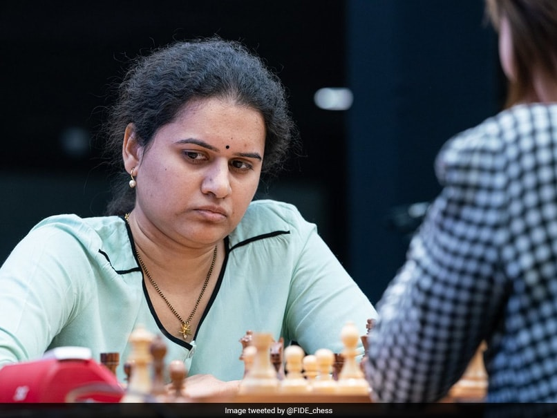 Koneru Humpy Finishes 12th In Blitz Chess Competition