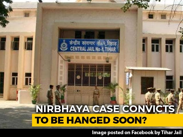 Video : Preps In Delhi's Tihar Jail For Hanging Of Nirbhaya Convicts: Sources