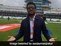 """WI Lost To Afg"": Fans Troll Sanjay Manjrekar For Suggesting India Play More T20Is Against West Indies"