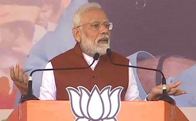 PM Modi To Address Rally In Delhi Today Amid Citizenship Law Protests