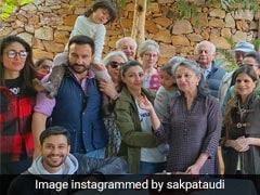 सोहा अली खान ने फोटो शेयर कर सैफ अली खान से मांगी माफी, बोलीं- Sorry भाई...