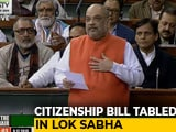 Video : Citizenship (Amendment) Bill In Parliament After Heated Debate