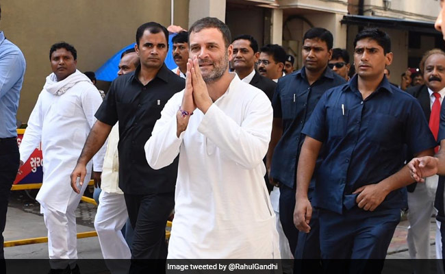 After Rahul Gandhi's Dig At Veer Savarkar, A Warning From Ally Shiv Sena