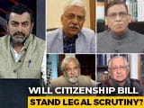 Video: NDTV Speaks To India's Top Legal Experts About The Citizenship Bill