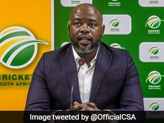 Cricket South Africa Chief Executive Thabang Moroe Suspended Over Misconduct Allegations