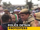 Video : Protesters Detained Near Red Fort Ahead Of Citizenship Act March