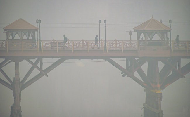 Flight Operations Affected In Srinagar For Fourth Day Due To Heavy Fog