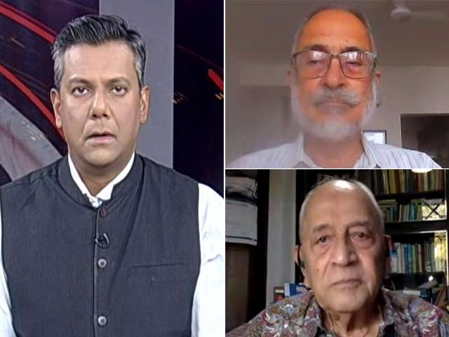 Video : Distinguished Veterans Criticise Army Chief For Political Comments