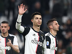 Cristiano Ronaldo Scores Twice As Juventus Beat Udinese 3-1 In Serie A