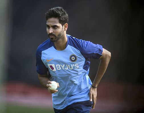Shardul Replaces Injured Bhuvneshwar For ODI Series Against West Indies