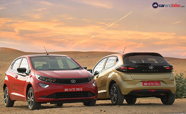 Tata Altroz Launched In India; Prices Start At Rs. 5.29 Lakh