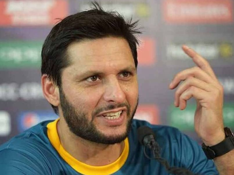 Watch: Shahid Afridi Says He Smashed TV After Daughter Imitated