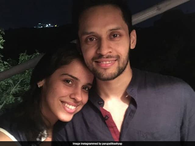 """Couldnt Ask For Better Wife"": Parupalli Kashyap Wishes Saina Nehwal On 1st Wedding Anniversary"