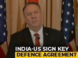 "Video : ""Honour Indian Democracy, They Have Robust Debate"": US On Citizenship Law"