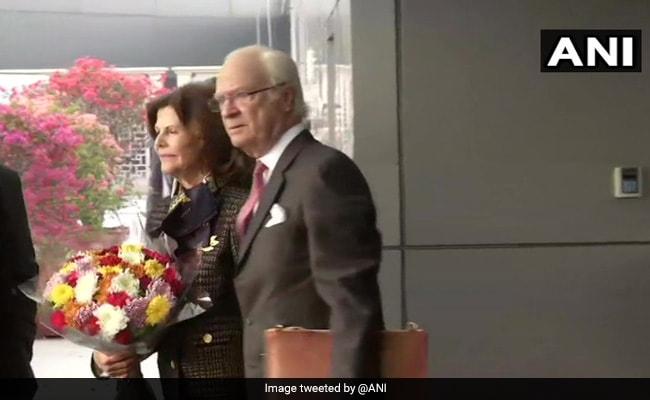Swedish Royal Couple In Uttarakhand Today, Visit Ram Jhula, Ganga Banks