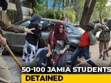 Video : Cops Entered Campus Without Permission, Assaulted Students, Says Jamia