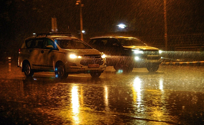 Weather Today: Flights Diverted, Delayed In Delhi After Heavy Rain, Hail
