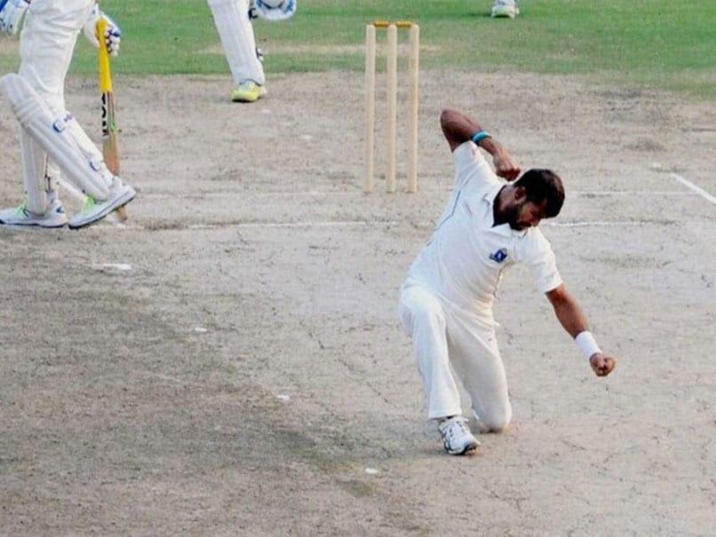 Ranji Trophy: Ashoke Dinda