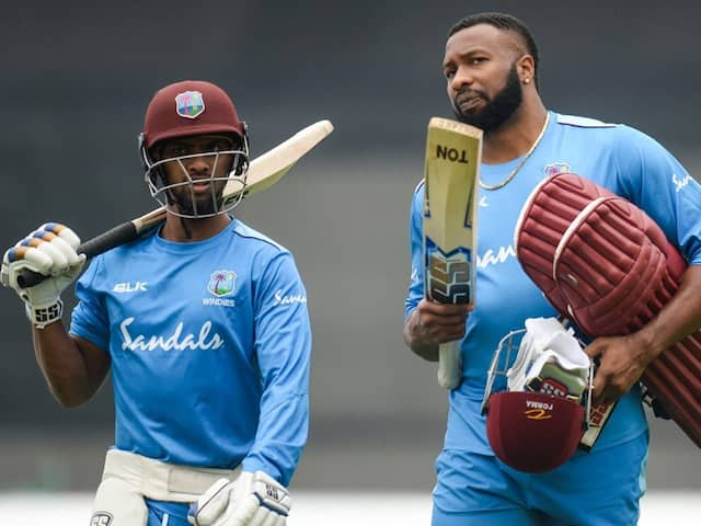 """India vs West Indies: """"Hes Been Like A Big Brother, A Father Figure"""": Nicholas Pooran Thanks Kieron Pollard"""