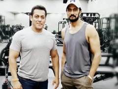 <i>Dabangg 3</i>: Salman Khan And Kichcha Sudeep 'Fought' For 23 Days For The Film's Climax