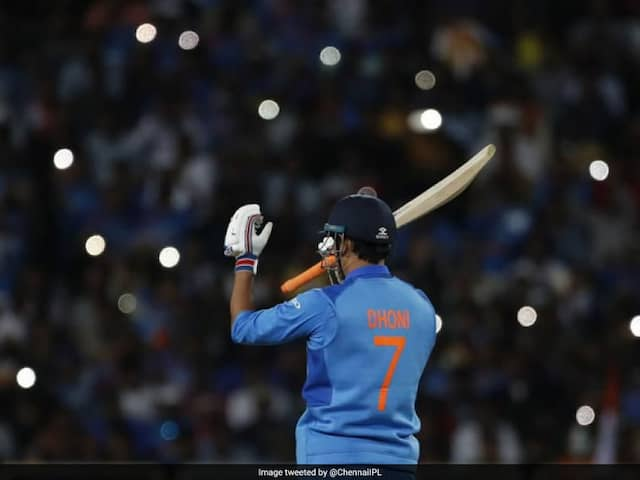 MS Dhoni Completes 15 Years In International Cricket, Kings XI Punjab Lead Wishes On Twitter