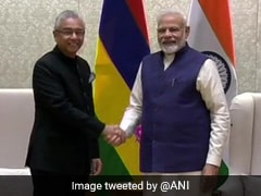 PM Modi Meets Mauritian PM, Discusses Bilateral Ties