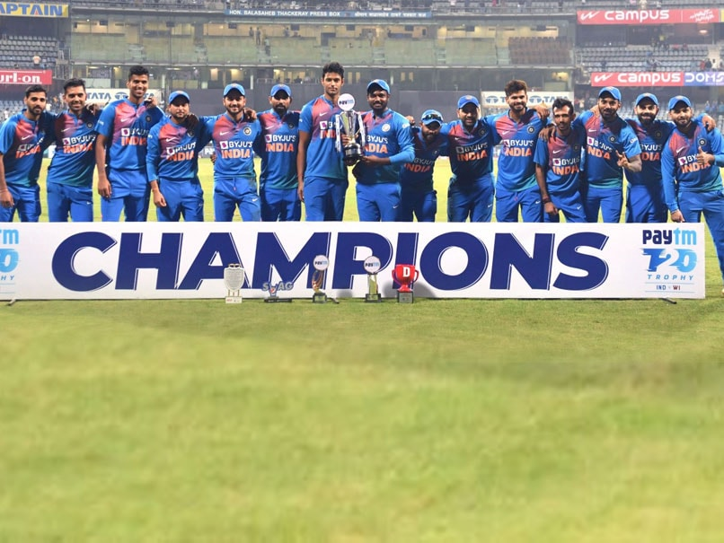 India vs West Indies, 3rd T20I: All-Round India Beat West Indies To Clinch T20I Series 2-1