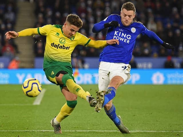 Leicester vs Norwich: Leicesters Winning Run Ends With Draw Against Norwich