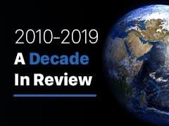 2010-2019: உலகளவில் நடந்த தசாப்தத்தின் மறக்கமுடியாத நிகழ்வுகள்!