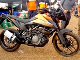 Video : First Look: KTM 390 Adventure