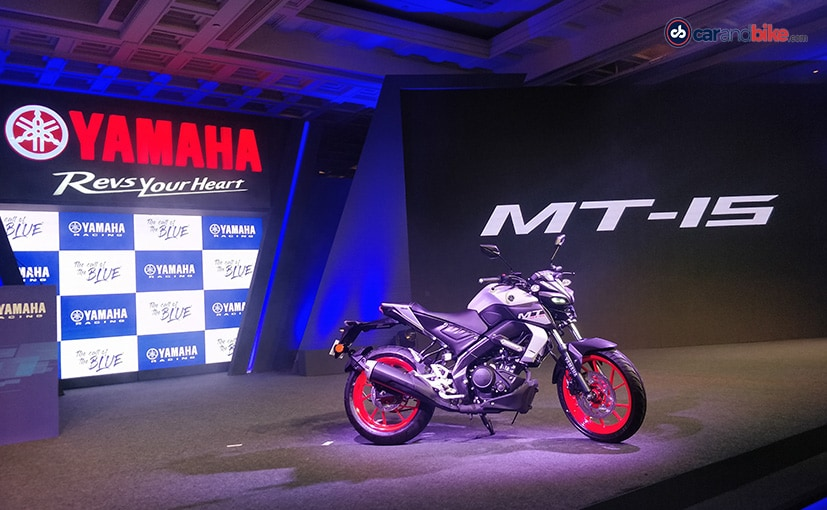 The Yamaha MT-15 is also expected to get a price hike of Rs. 3000-4000.