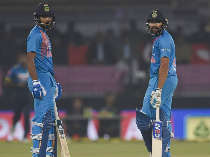 India vs England: KL Rahul, Rohit Sharma Should Open In T20Is, Says VVS Laxman
