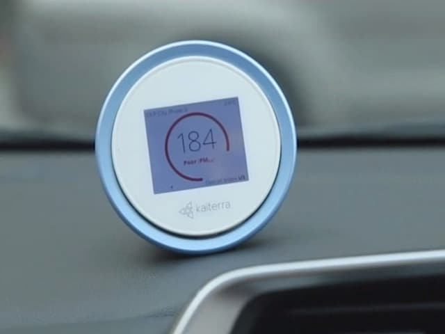 Video : Clearing the Air in Your Car
